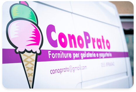 prodotti per gelateria e yogurteria